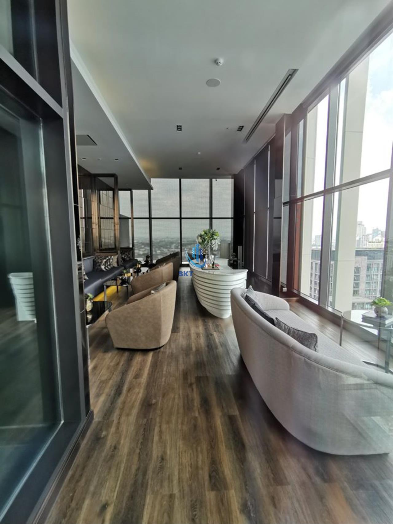 Sukritta Property Agency's Rhythm Ekkamai Near BTS Ekkamai  8