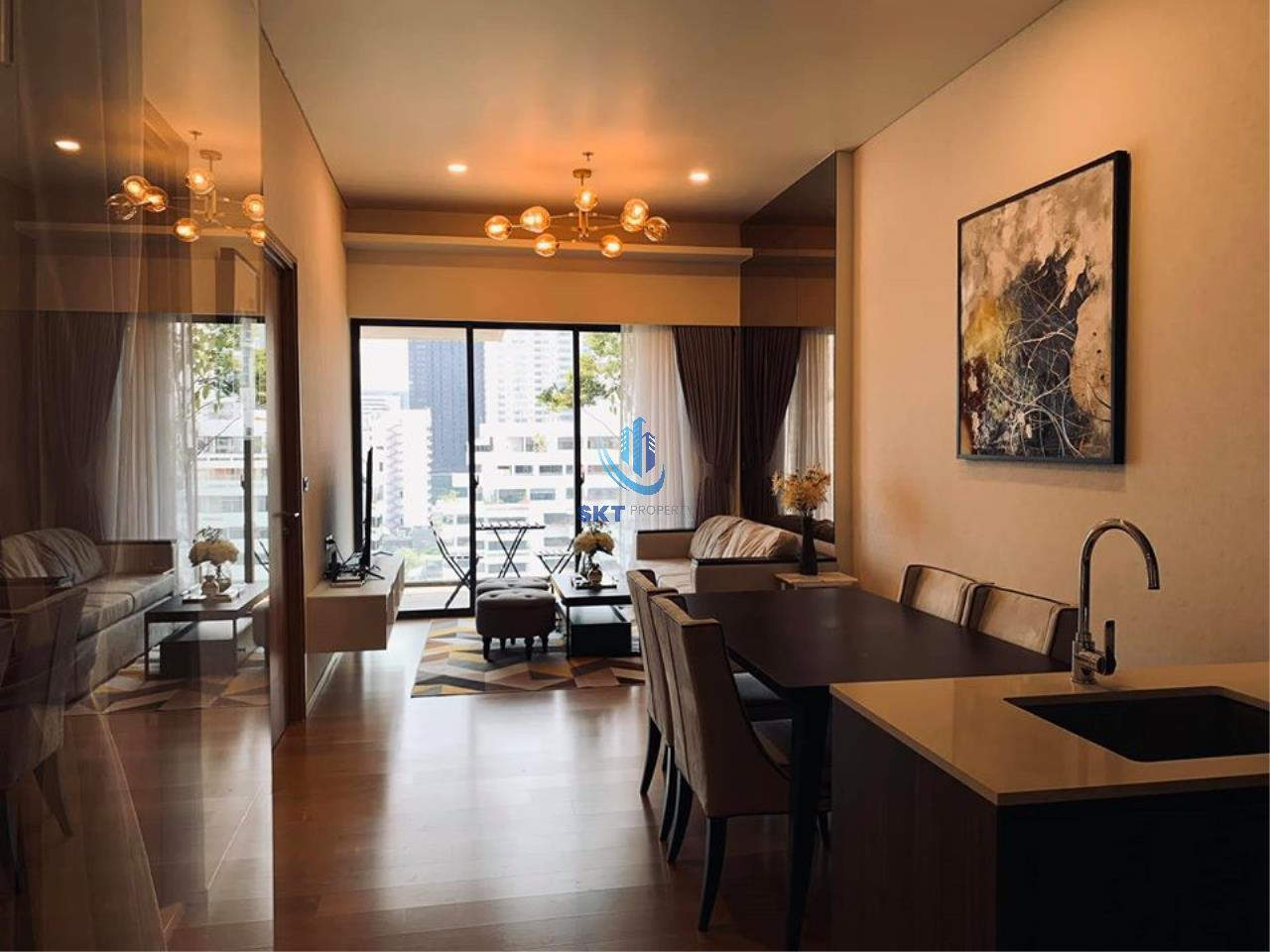 Sukritta Property Agency's Siamese Exclusive 31 Near BTS Phrom Phong 1