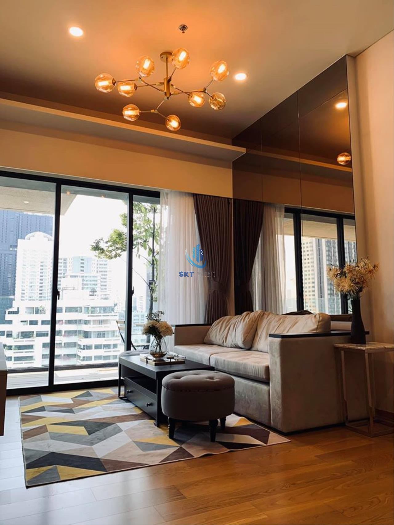 Sukritta Property Agency's Siamese Exclusive 31 Near BTS Phrom Phong 5