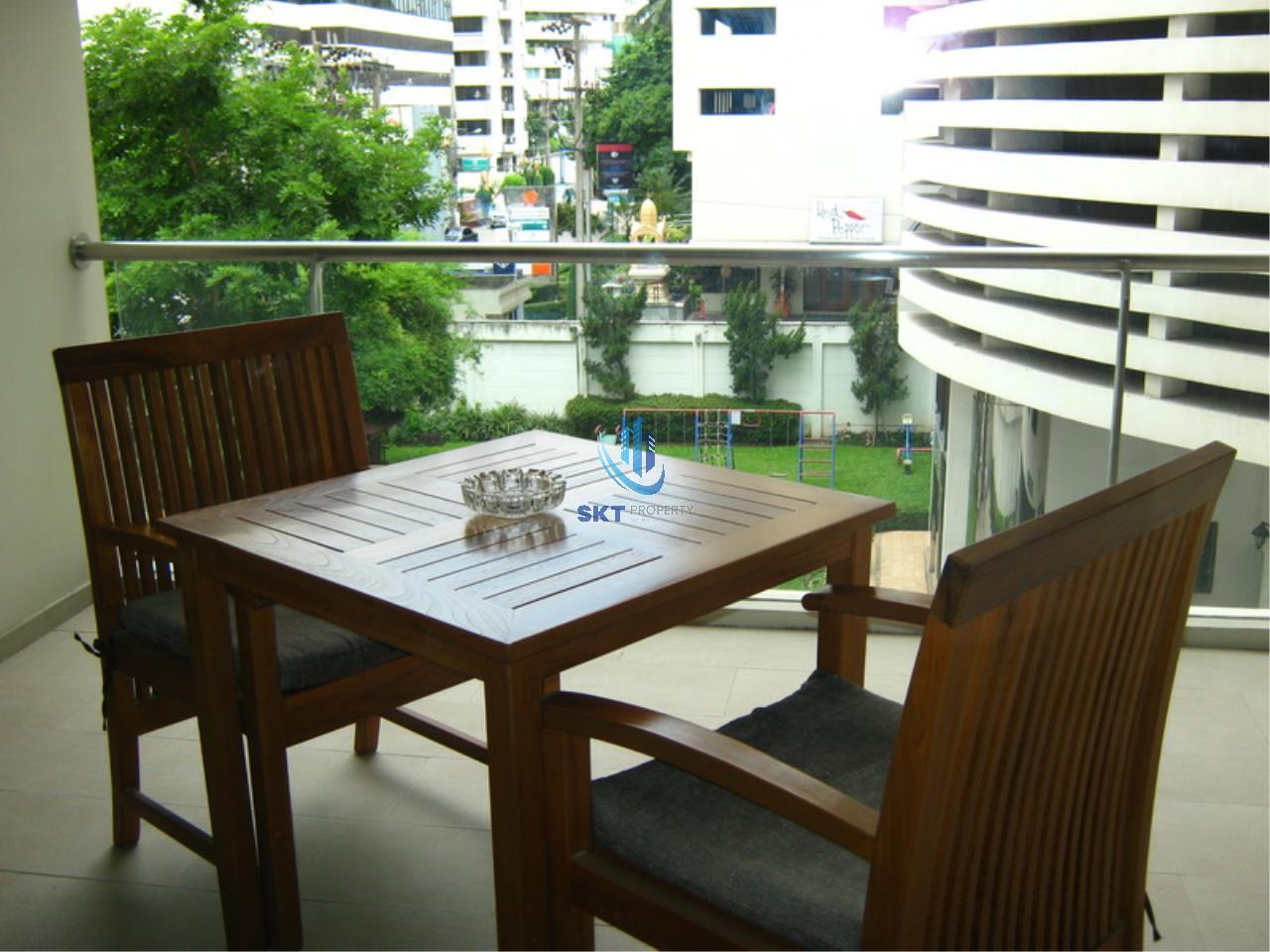 Sukritta Property Agency's D'Raj Residences - Bts Asoke 8
