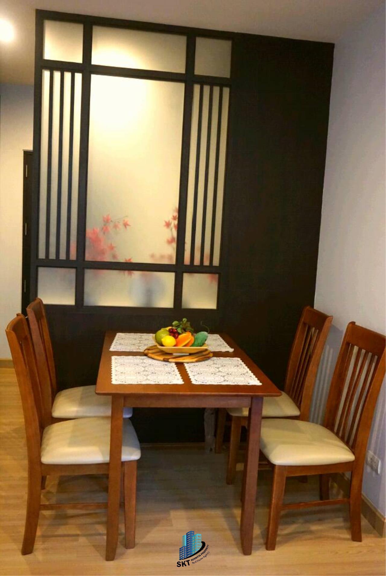 Sukritta Property Agency's FOR RENT VISTA GARDEN NEAR BTS PHRAKANONG 7