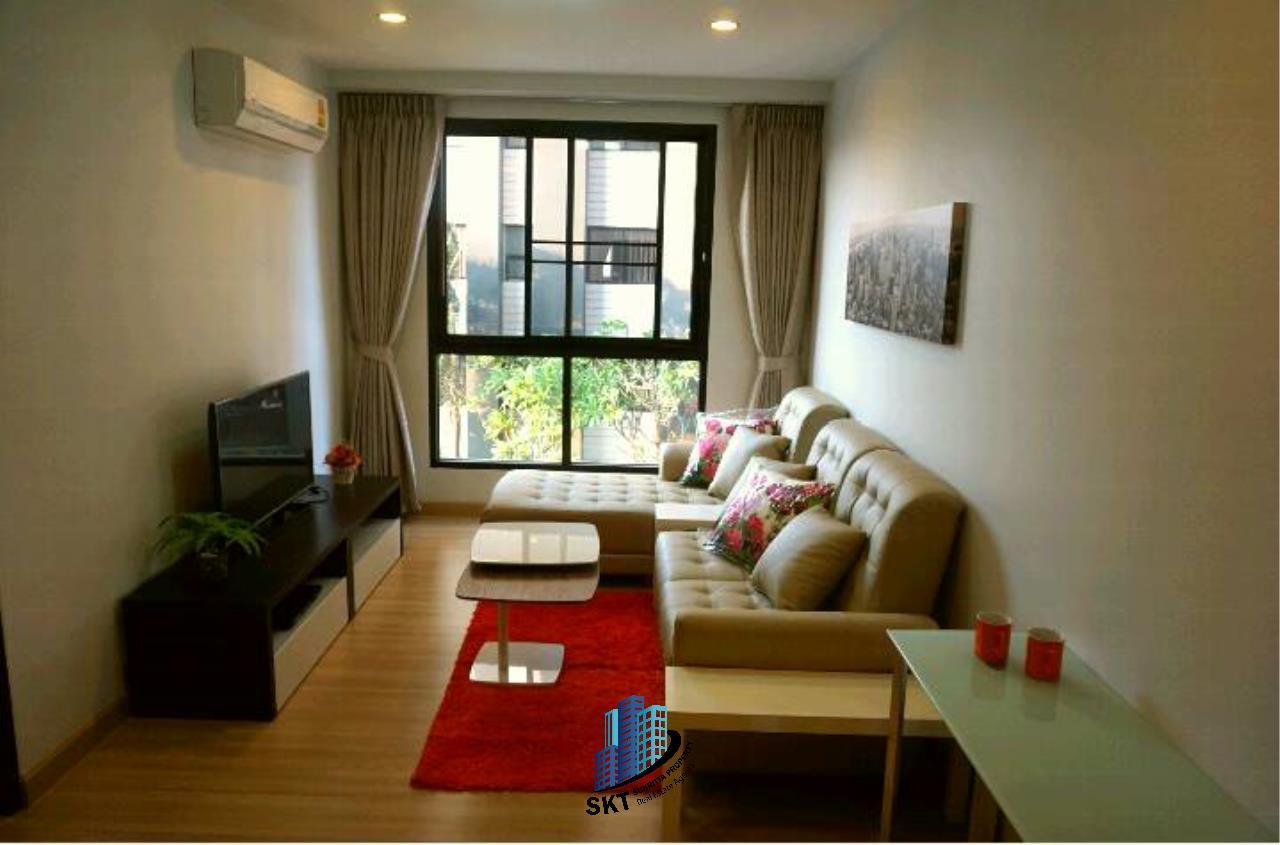 Sukritta Property Agency's FOR RENT VISTA GARDEN NEAR BTS PHRAKANONG 1