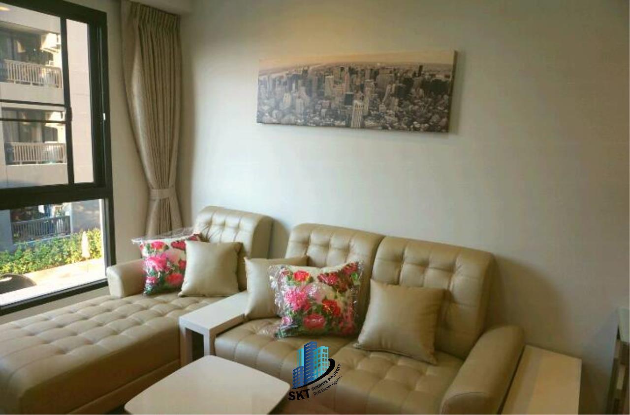 Sukritta Property Agency's FOR RENT VISTA GARDEN NEAR BTS PHRAKANONG 3