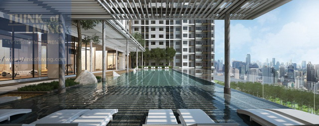 In Bangkok Condo Agency's Life Asoke 35sqm, 1 bed, 1 bath, 32nd floor brand new completion 2018 5