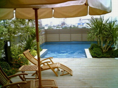 In Bangkok Condo Agency's 70sqm, 2 bed, 2 bath Sukumvit 38, 500m to Thonglor BTS  9