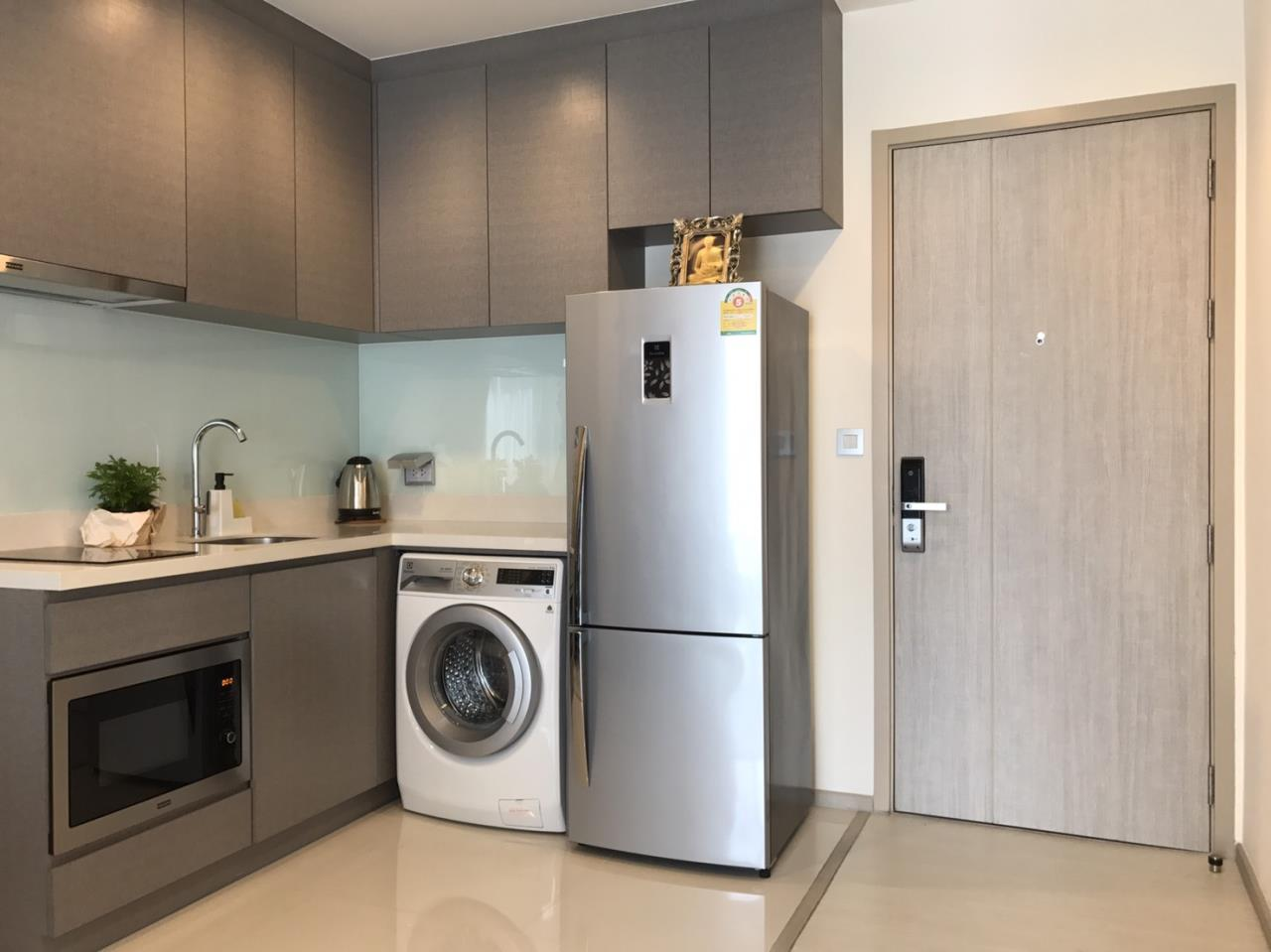 Agent - Pondphat Agency's Rhythm Sukhumvit near BTS Thong Lor 2Bed 2Bath 55sqm Fully Furnished  4