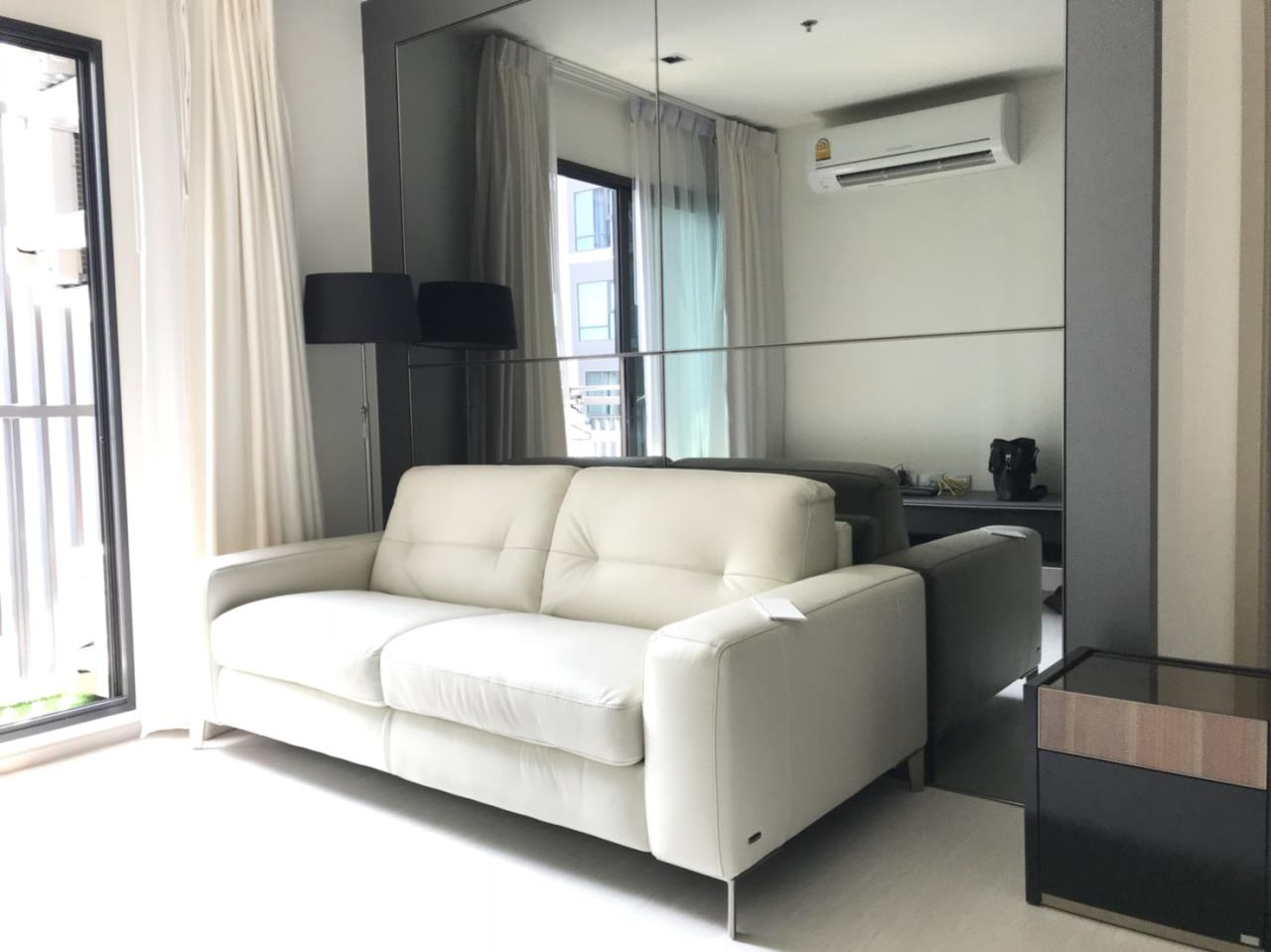 Agent - Pondphat Agency's Rhythm Sukhumvit near BTS Thong Lor 2Bed 2Bath 55sqm Fully Furnished  8