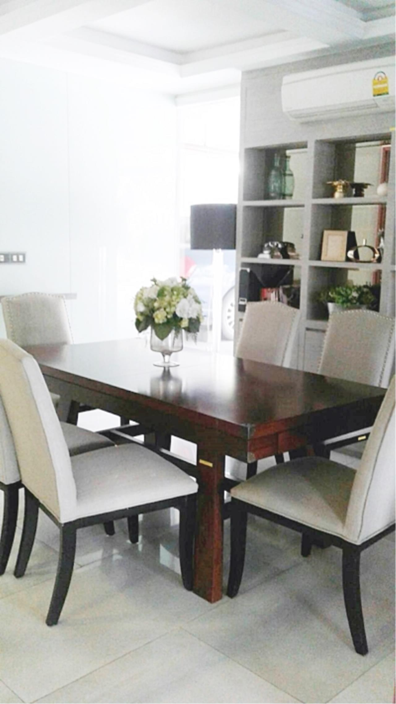 Estate Corner Agency (Samut Prakan) Agency's Sale with Tenant Condo Bearing from BTS only 600 meters. Fully furnished. 21