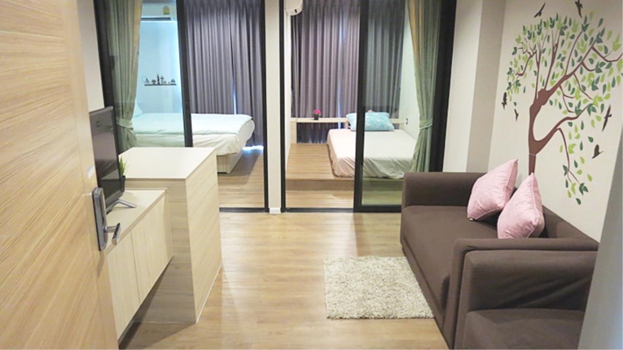 Estate Corner Agency (Samut Prakan) Agency's Condo for sale with tenant Tropicana near BTS Erawan. 1