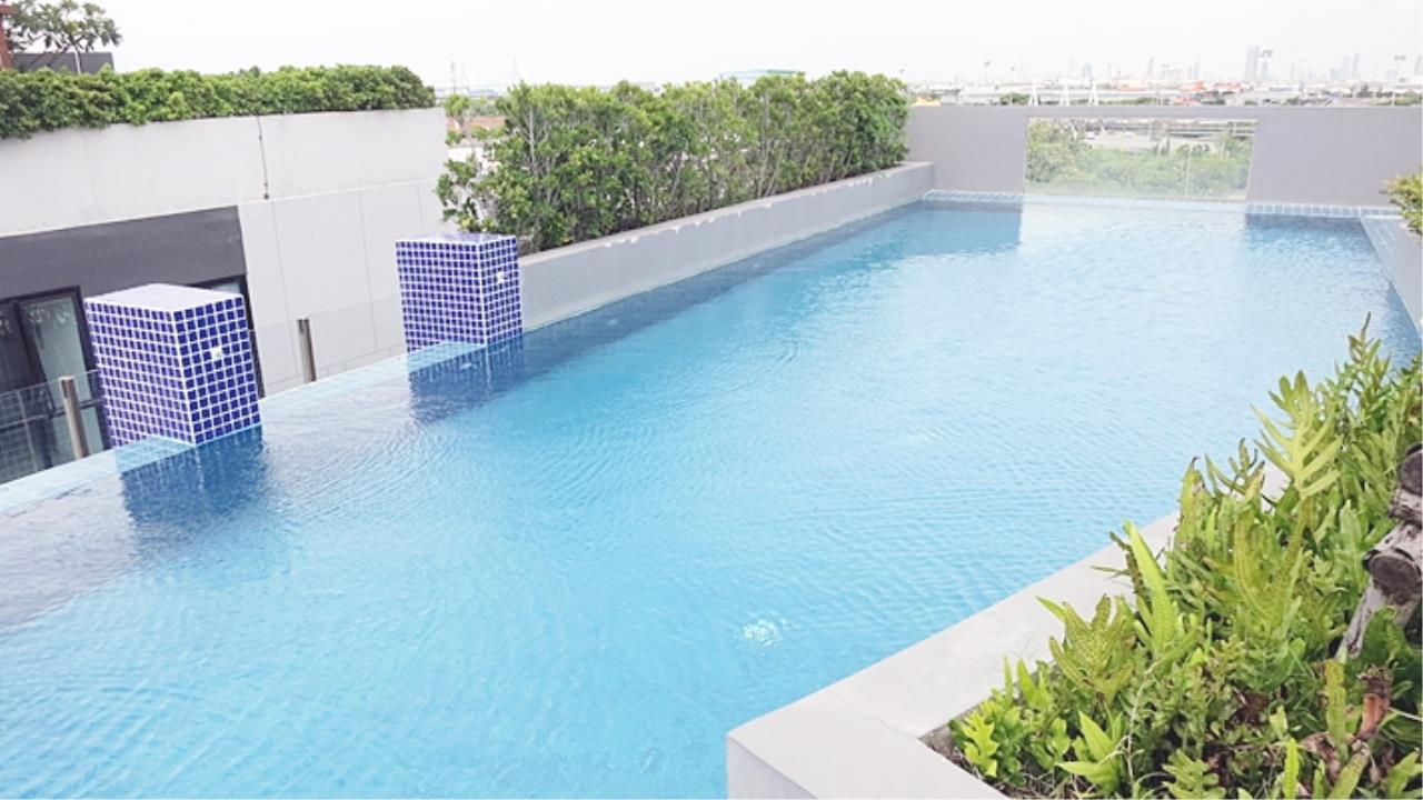 Estate Corner Agency (Samut Prakan) Agency's Condo for sale Tropicana near BTS Erawan. 8
