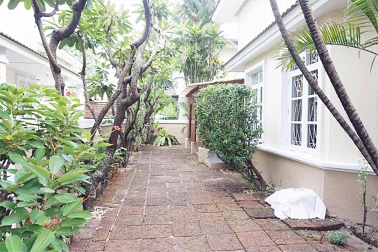 Estate Corner Agency (Samut Prakan) Agency's Single house for sale Ladprao, fully furnished. 14