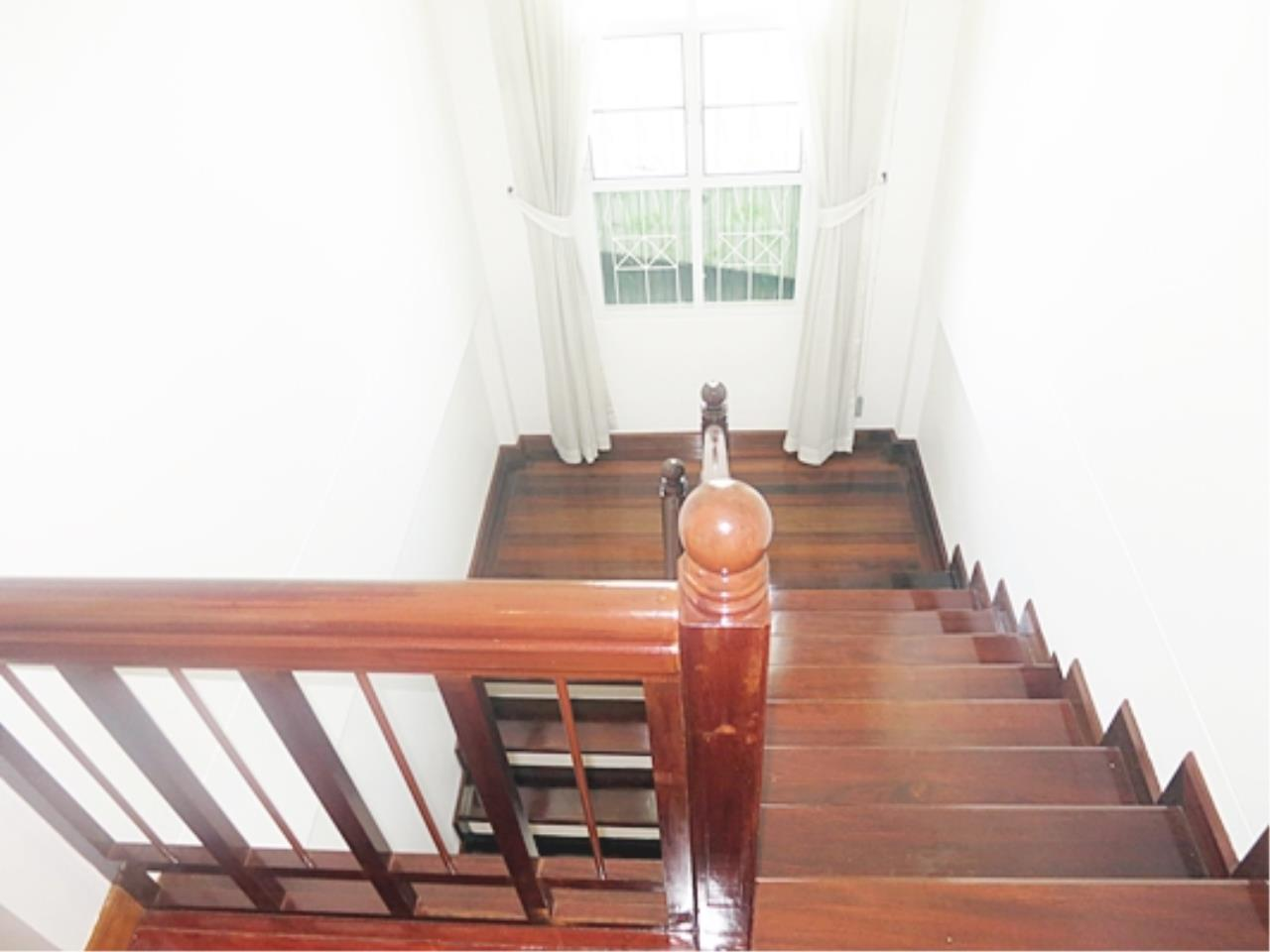 Estate Corner Agency (Samut Prakan) Agency's Single house for sale Ladprao, fully furnished. 23