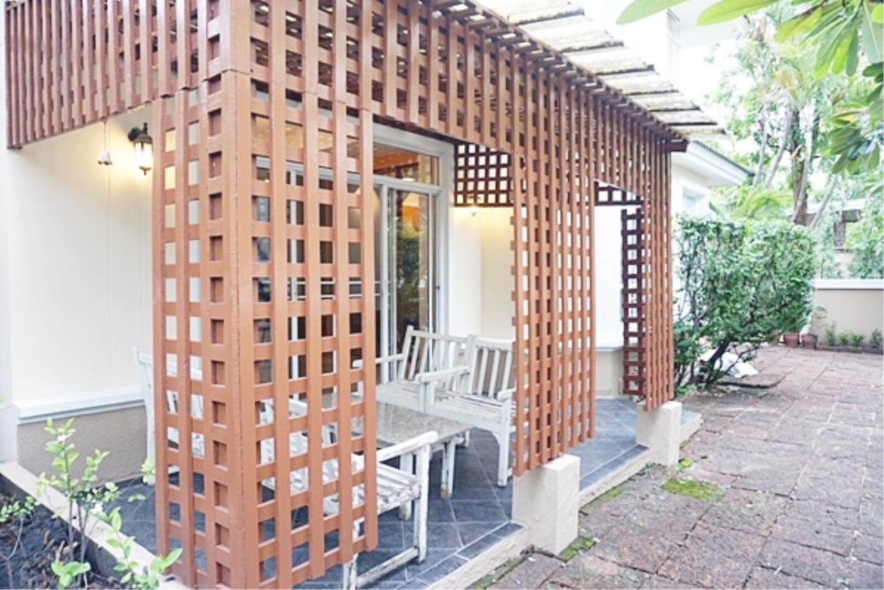 Estate Corner Agency (Samut Prakan) Agency's Single house for sale Ladprao, fully furnished. 12