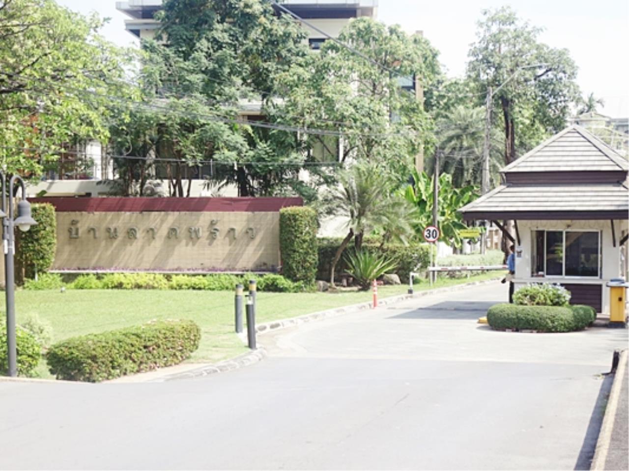Estate Corner Agency (Samut Prakan) Agency's Single house for sale Ladprao, fully furnished. 28