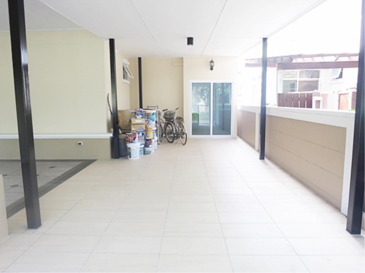 Estate Corner Agency (Samut Prakan) Agency's Single house for sale Ladprao, fully furnished. 27