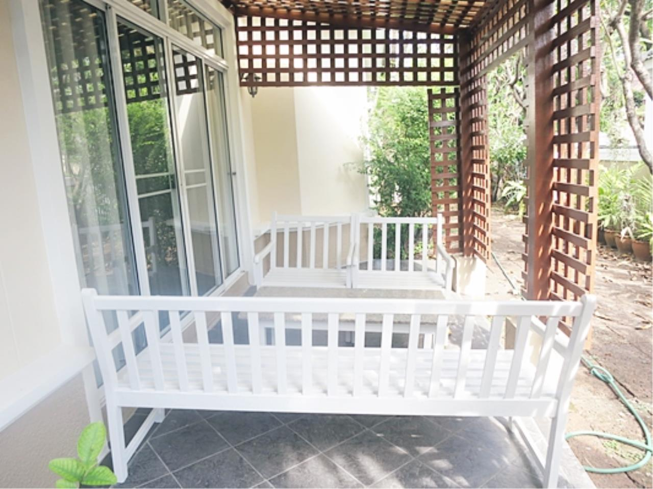 Estate Corner Agency (Samut Prakan) Agency's Single house for sale Ladprao, fully furnished. 13