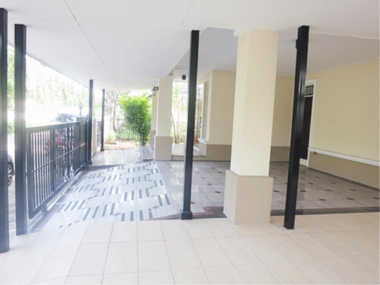 Estate Corner Agency (Samut Prakan) Agency's Single house for sale Ladprao, fully furnished. 25