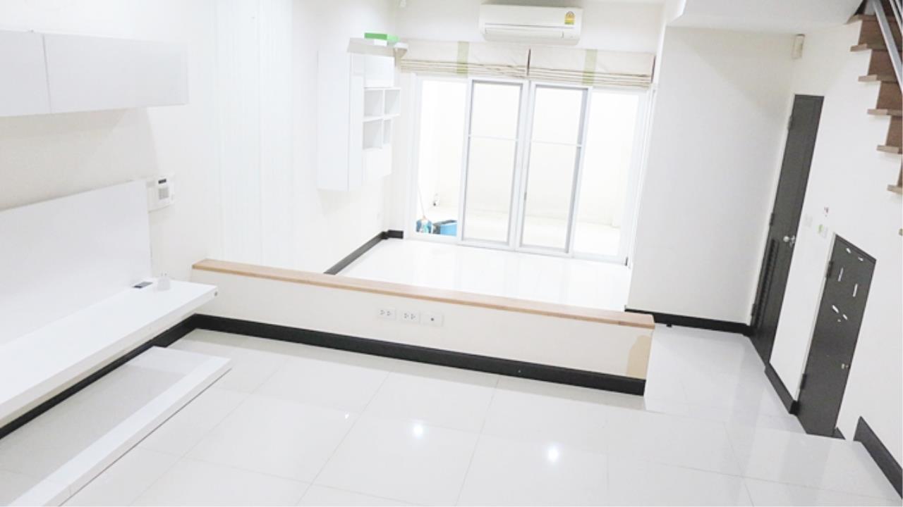 Estate Corner Agency (Samut Prakan) Agency's 3 storey townhouse for sale, Pattra Villa 8, Chokchai 4 – Ladphrao 71 near MRT. 5