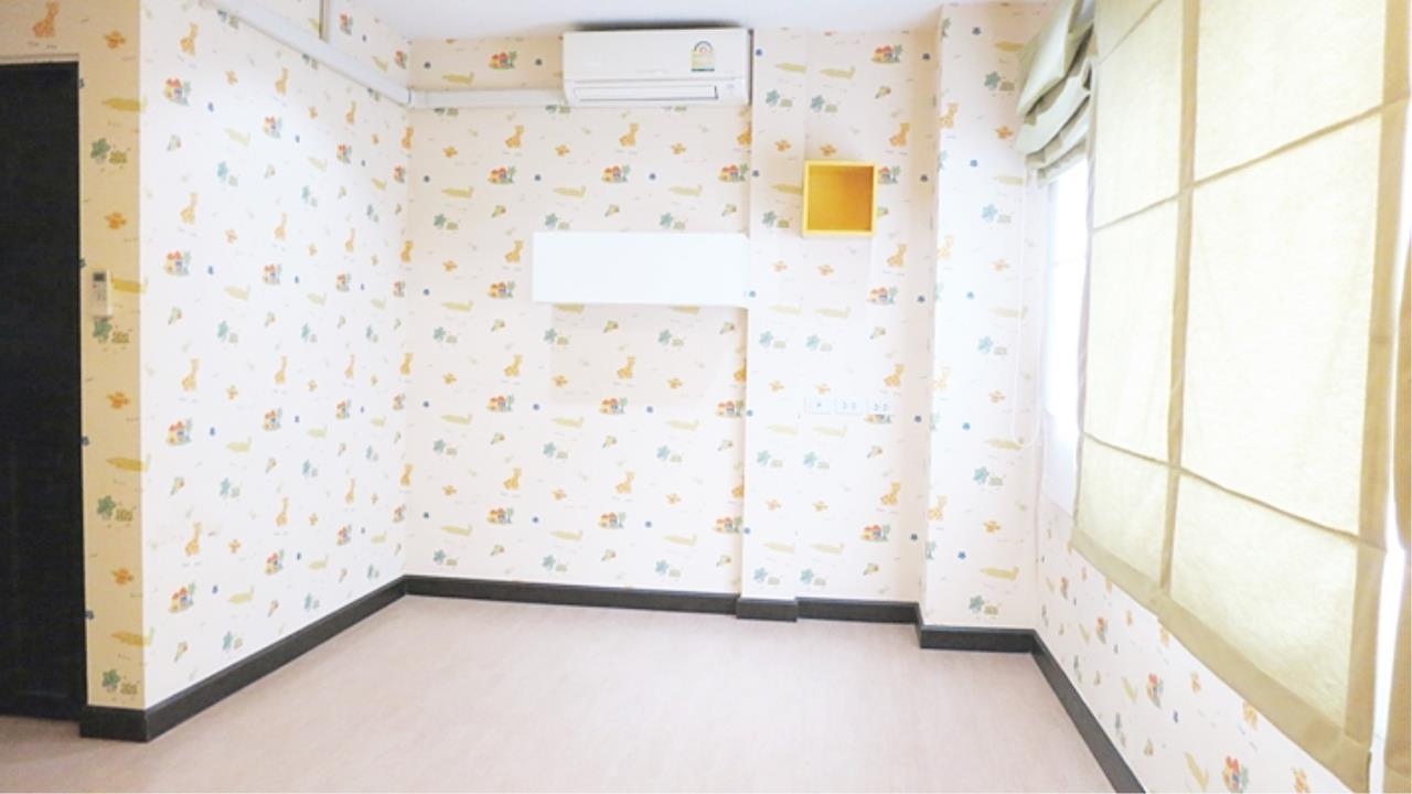 Estate Corner Agency (Samut Prakan) Agency's 3 storey townhouse for sale, Pattra Villa 8, Chokchai 4 – Ladphrao 71 near MRT. 10