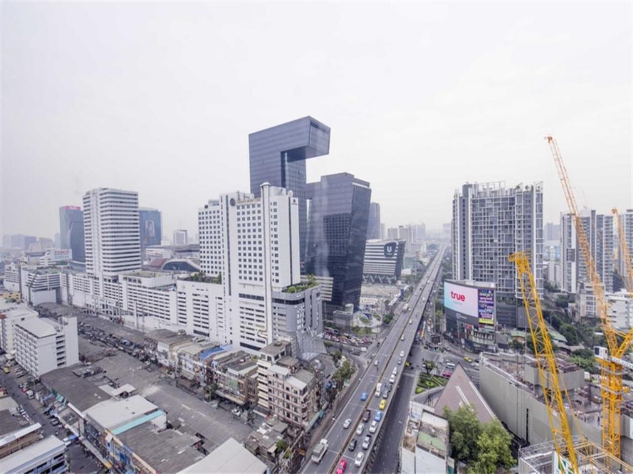 Sansiri Agent Relations Agency's The Line Asoke Ratchada, Unit 341,  34.75 SQM, 22 Floor 15