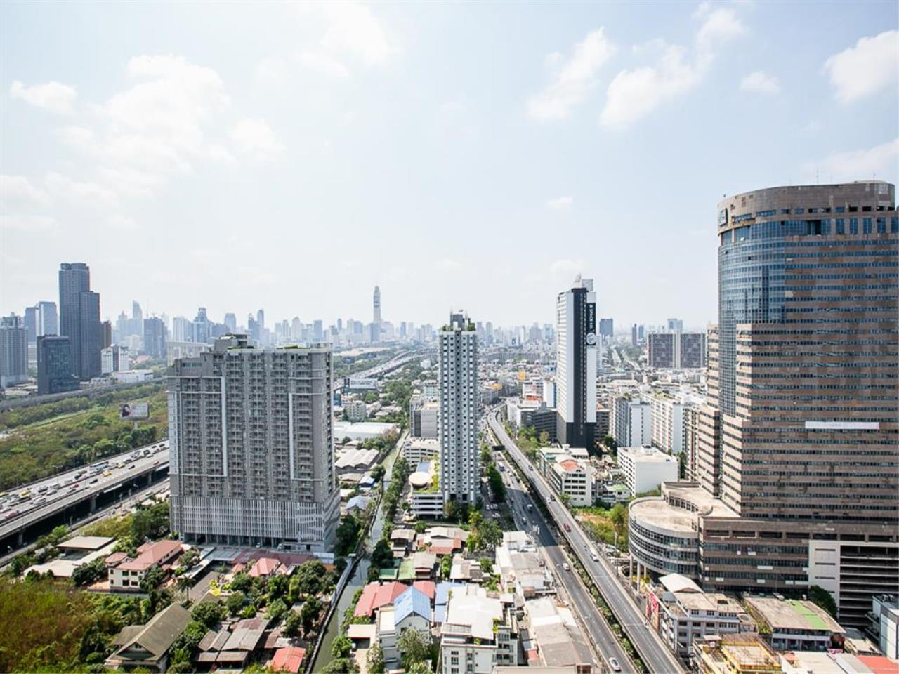 Sansiri Agent Relations Agency's The Line Asoke Ratchada, Unit 403,28 SQM, 29 Floor, 6