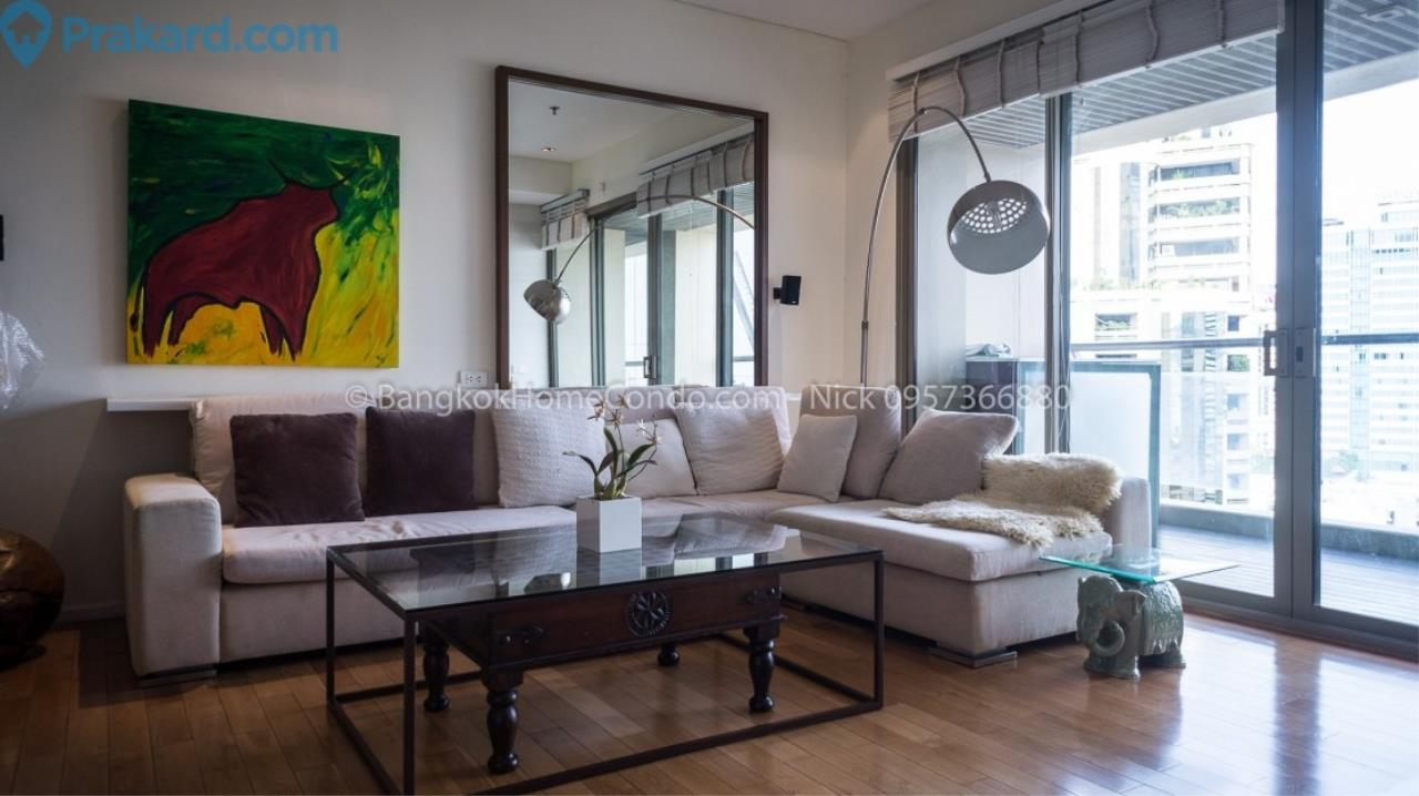 Agent - David Agency's Condo For Rent 2bed The Lakes Condominium Sukhumvit 16 2