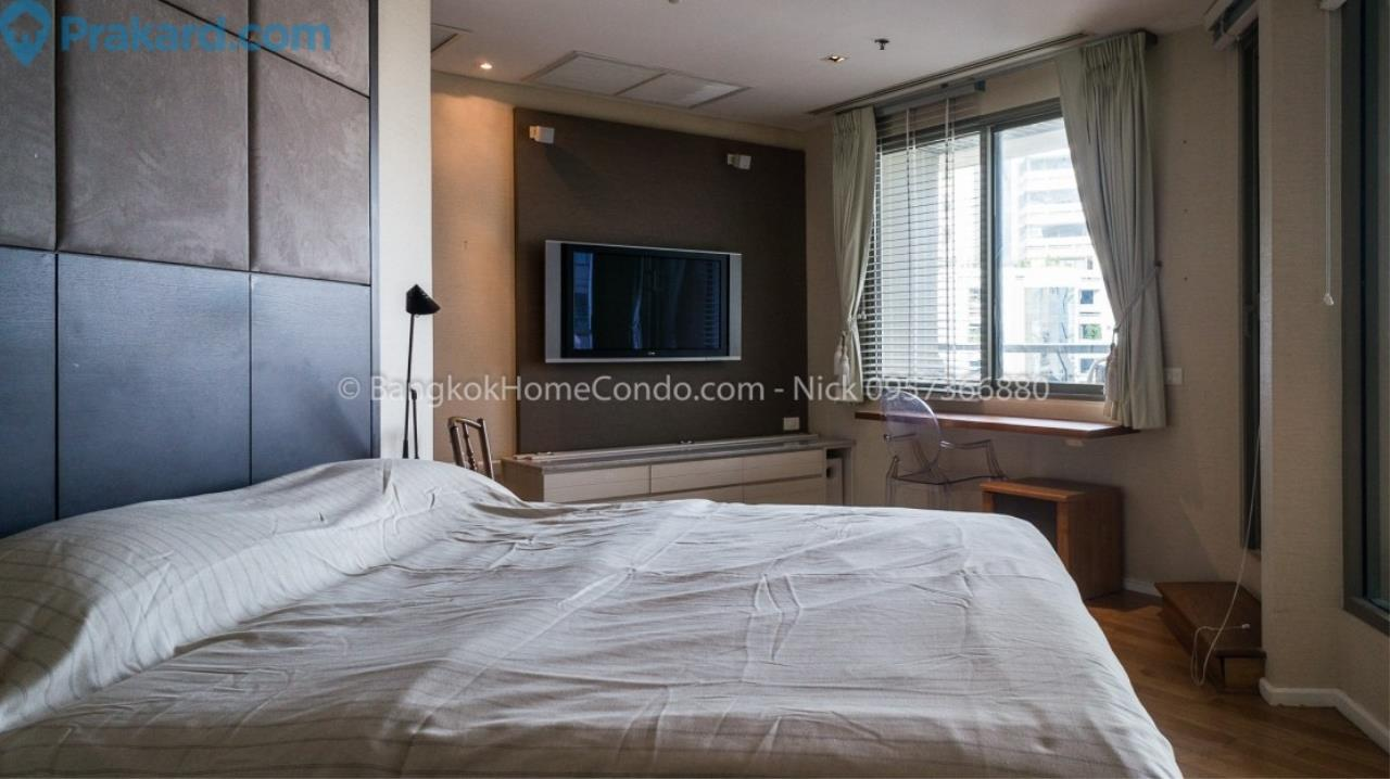 Agent - David Agency's Condo For Rent 2bed The Lakes Condominium Sukhumvit 16 3