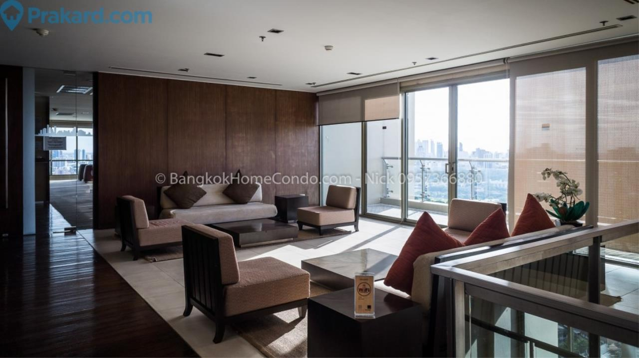 Agent - David Agency's Condo For Rent 2bed The Lakes Condominium Sukhumvit 16 4