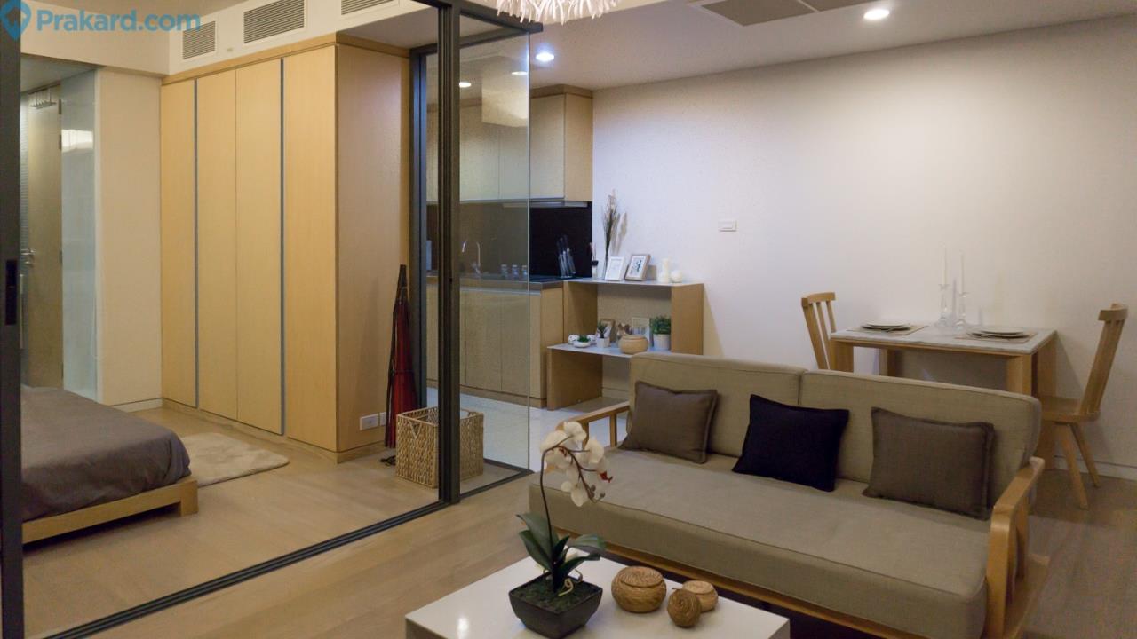 Agent - David Phinijdamm Agency's Rent Sale Siamese Gioia Sukhumvit 31 BTS Phrom Phong 5
