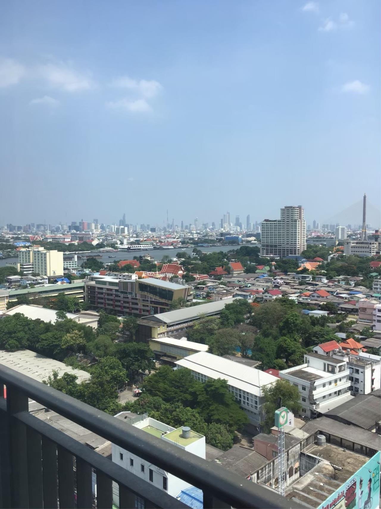 Agent - David Phinijdamm Agency's For Rent Urbano Rajavithi Rent 15000baht. 5