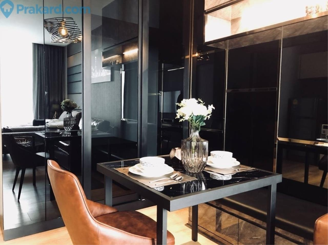 Agent - David Phinijdamm Agency's Lovely unit for rent at  Park24 Condominium 2