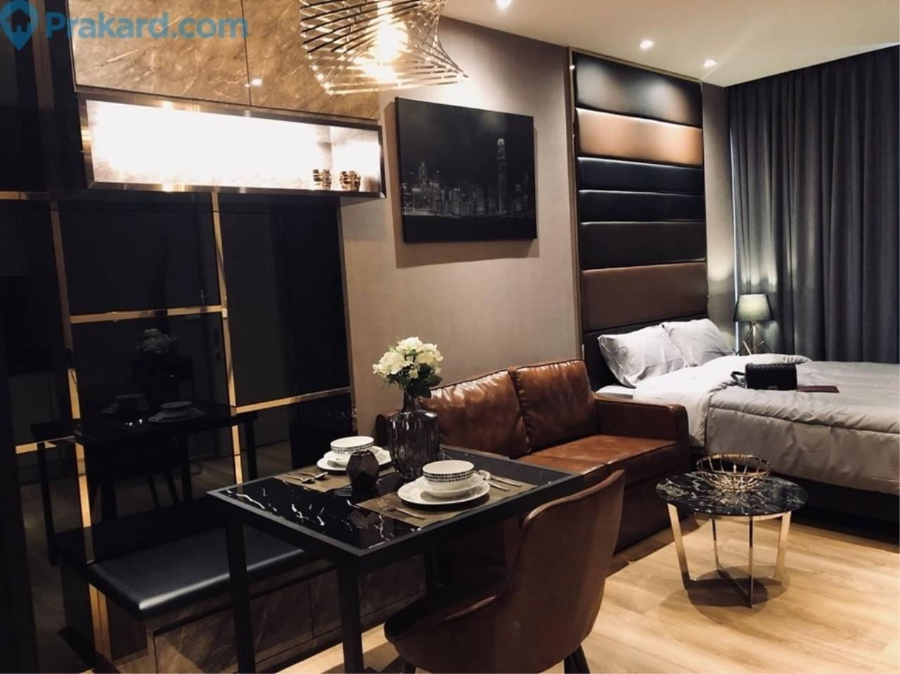 Agent - David Phinijdamm Agency's Lovely unit for rent at  Park24 Condominium 3