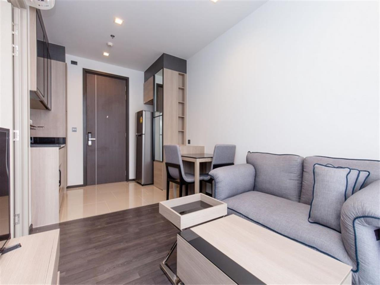 Agent - Vicky Puniramai Agency's Lovely unit for rent at  THE LINE Asoke - Ratchada   THB 18,500 / MO. 1