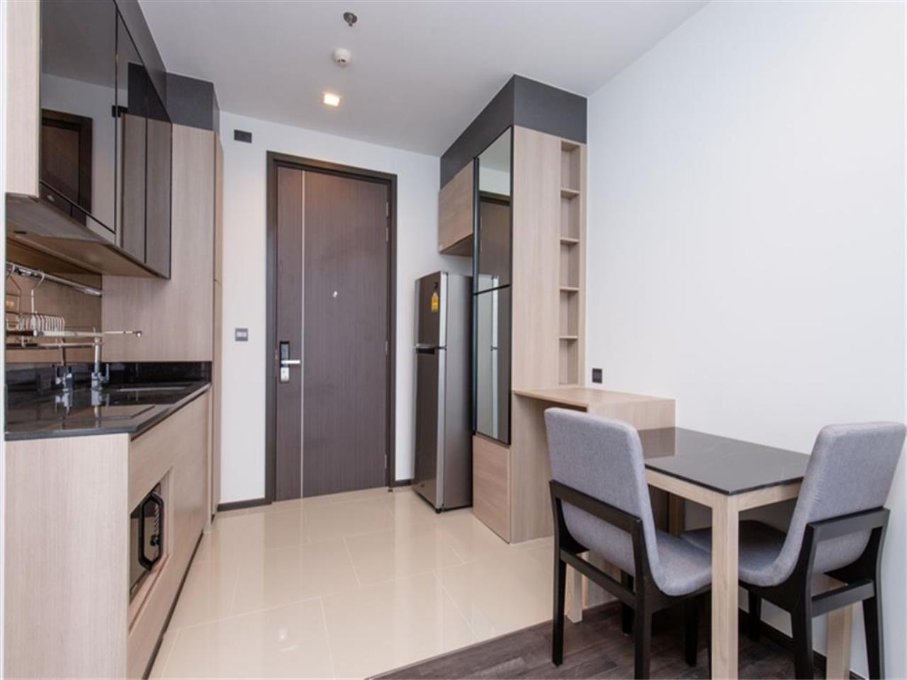 Agent - Vicky Puniramai Agency's Lovely unit for rent at  THE LINE Asoke - Ratchada   THB 18,500 / MO. 4