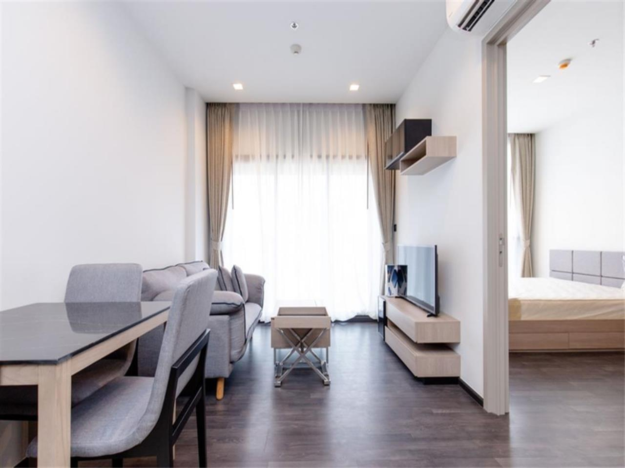 Agent - Vicky Puniramai Agency's Lovely unit for rent at  THE LINE Asoke - Ratchada   THB 18,500 / MO. 10