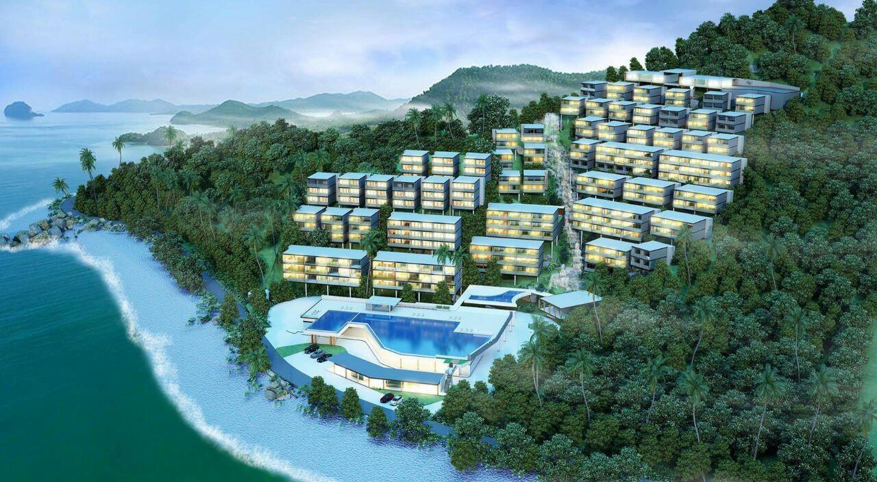 Ancha Property Agency's full oceanview one bedroom condominium managed by well known hotel management company 4