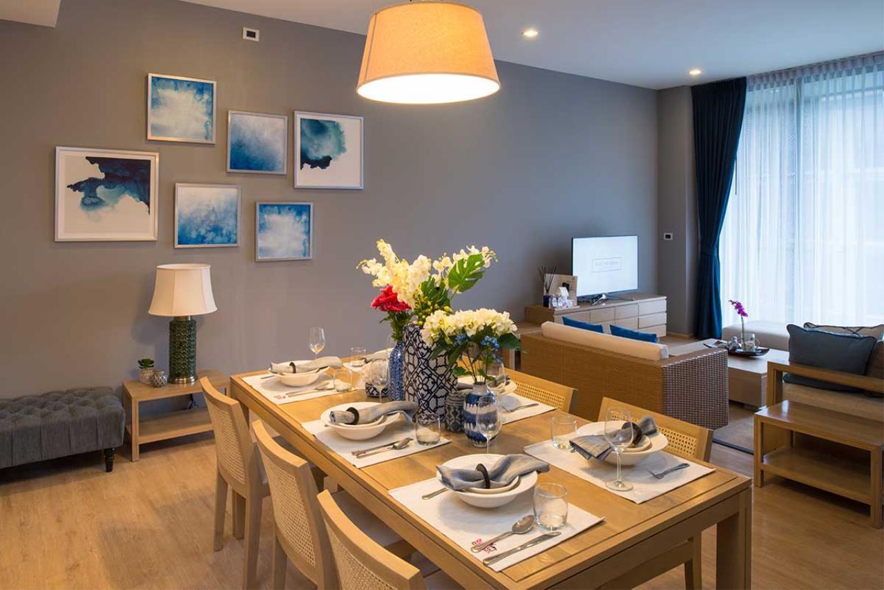 Ancha Property Agency's Luxury Beach Condo 3