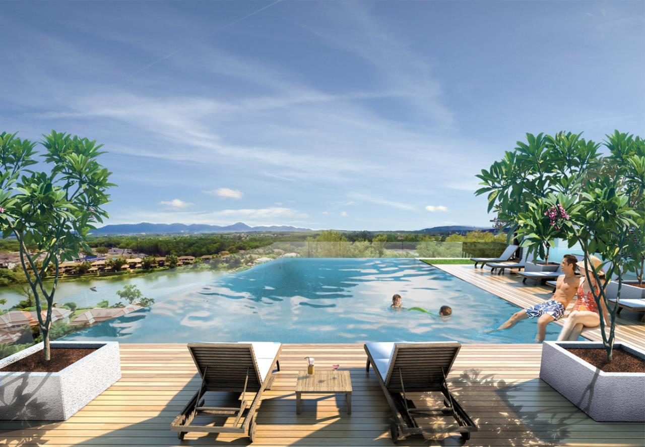 Ancha Property Agency's Oceanstone Phuket Freehold Condominiums 3