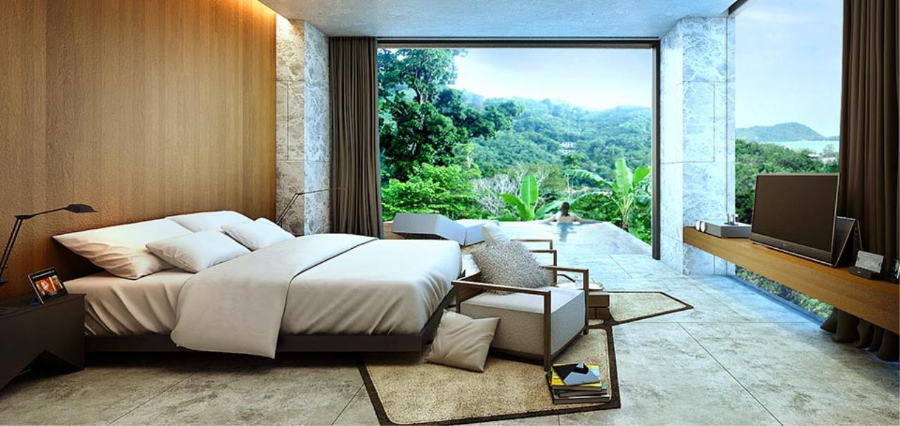 Ancha Property Agency's X2 Kamala Phuket Beach Front Luxury Villa  2