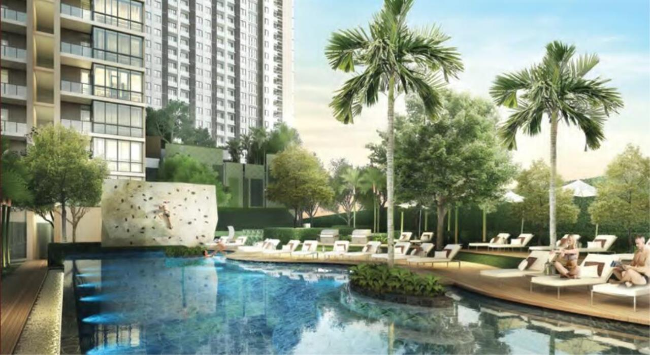 Ancha Property Agency's Unixx Pattaya 1B1B Highend Condo 8