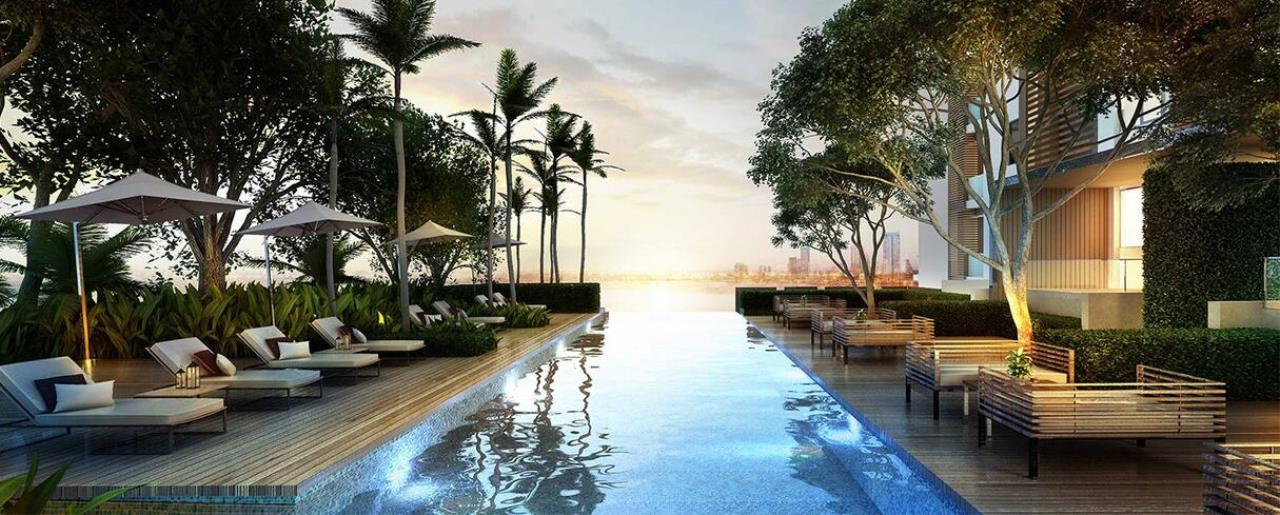 Ancha Property Agency's Unixx Pattaya 1B1B Highend Condo 7