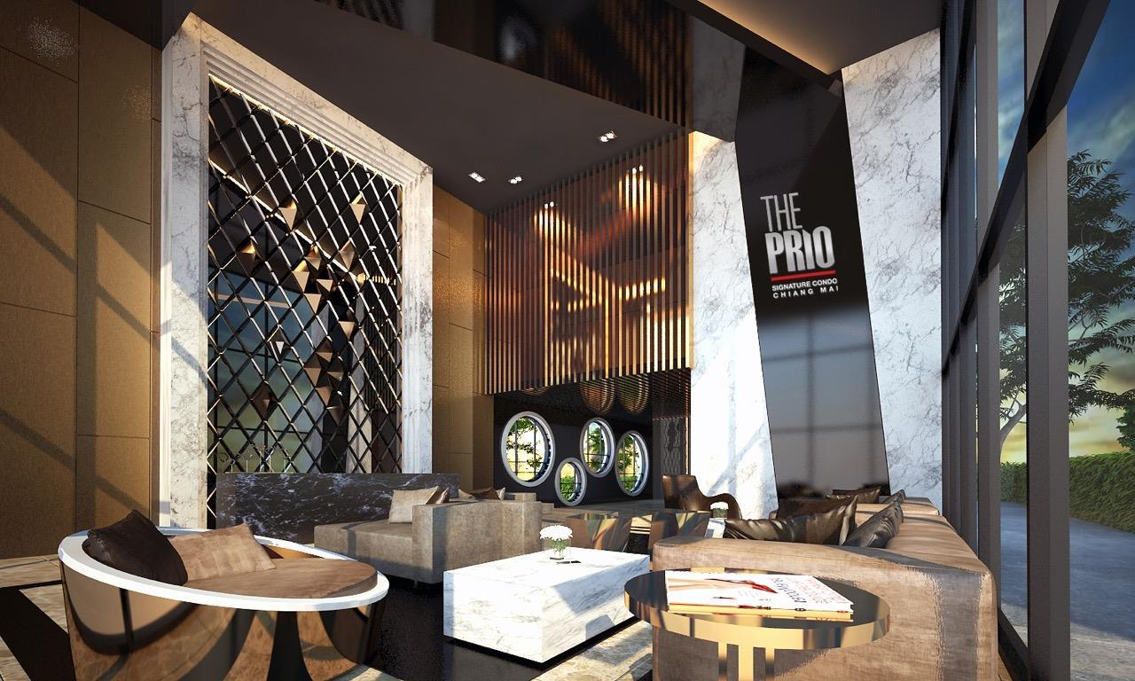 Ancha Property Agency's PRIO Chiang Mai Condo 1