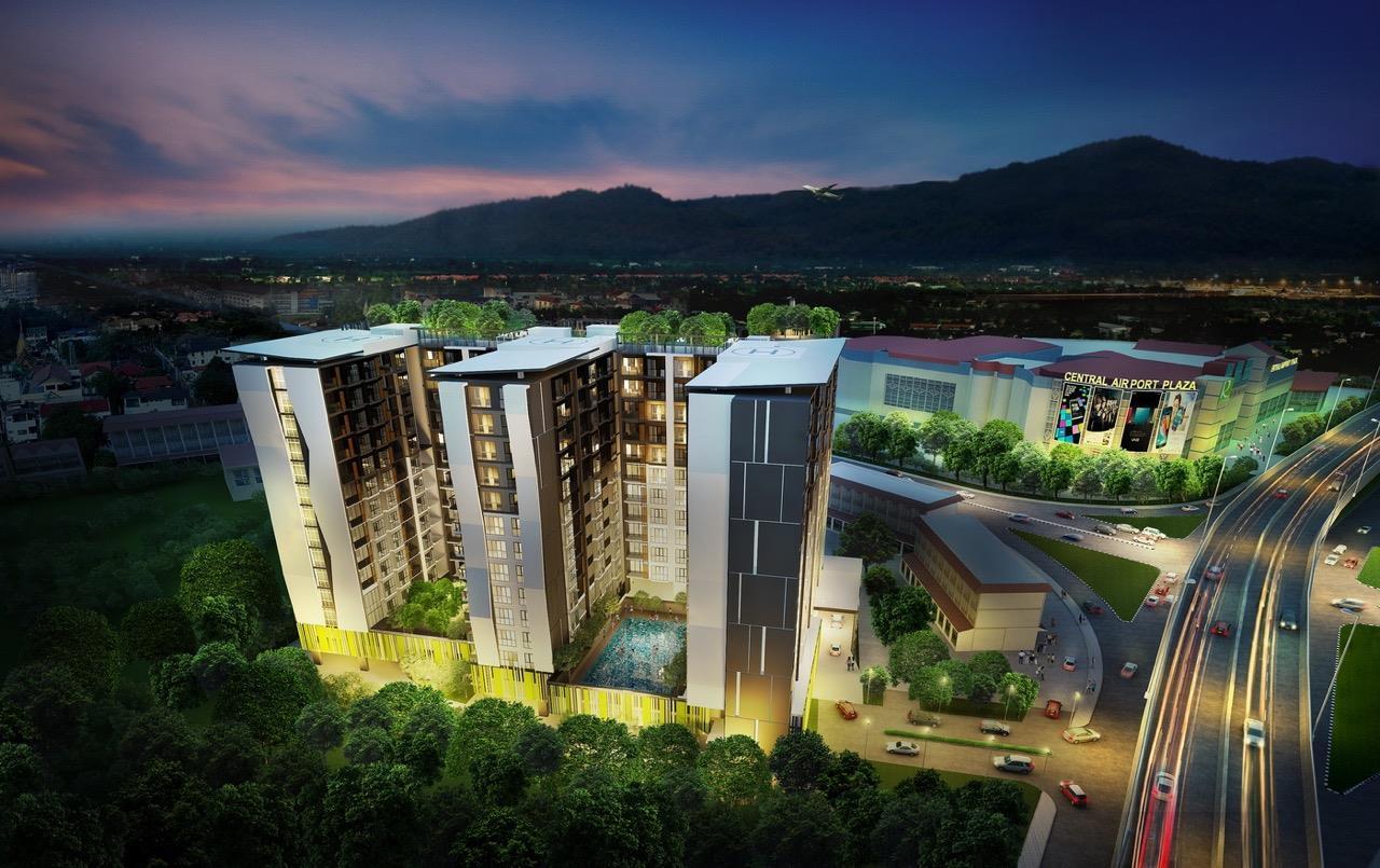 Ancha Property Agency's PRIO Chiang Mai Condo 9
