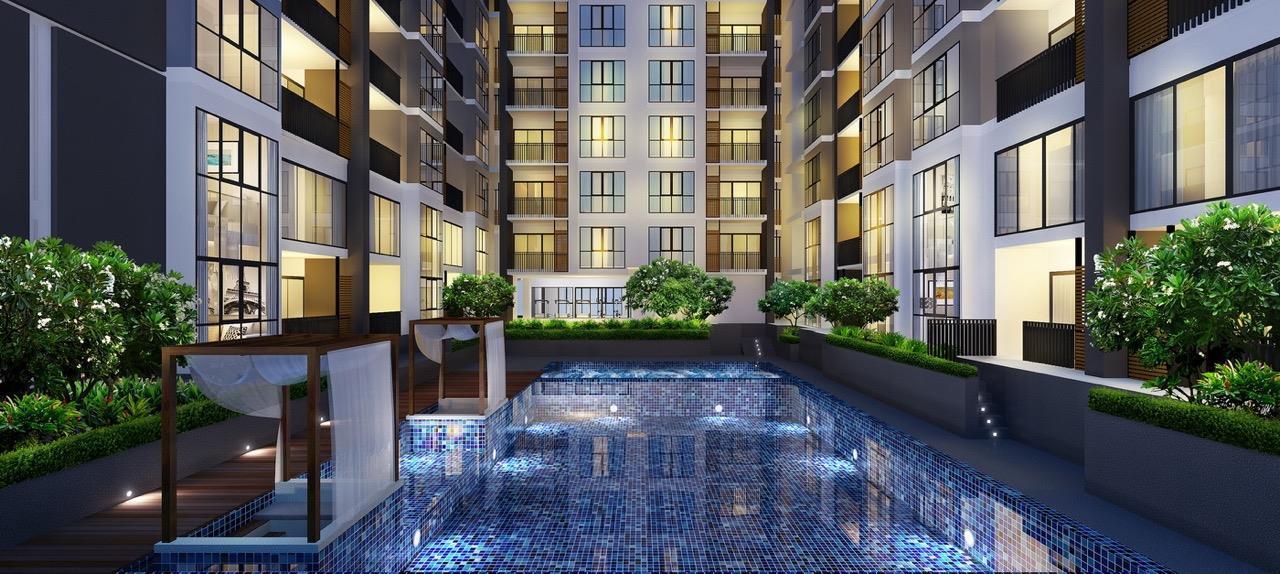 Ancha Property Agency's PRIO Chiang Mai Condo 7