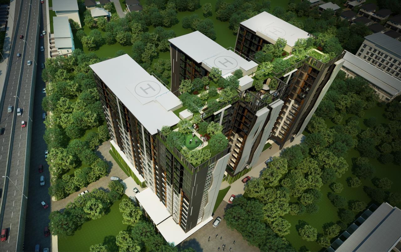 Ancha Property Agency's PRIO Chiang Mai Condo 8