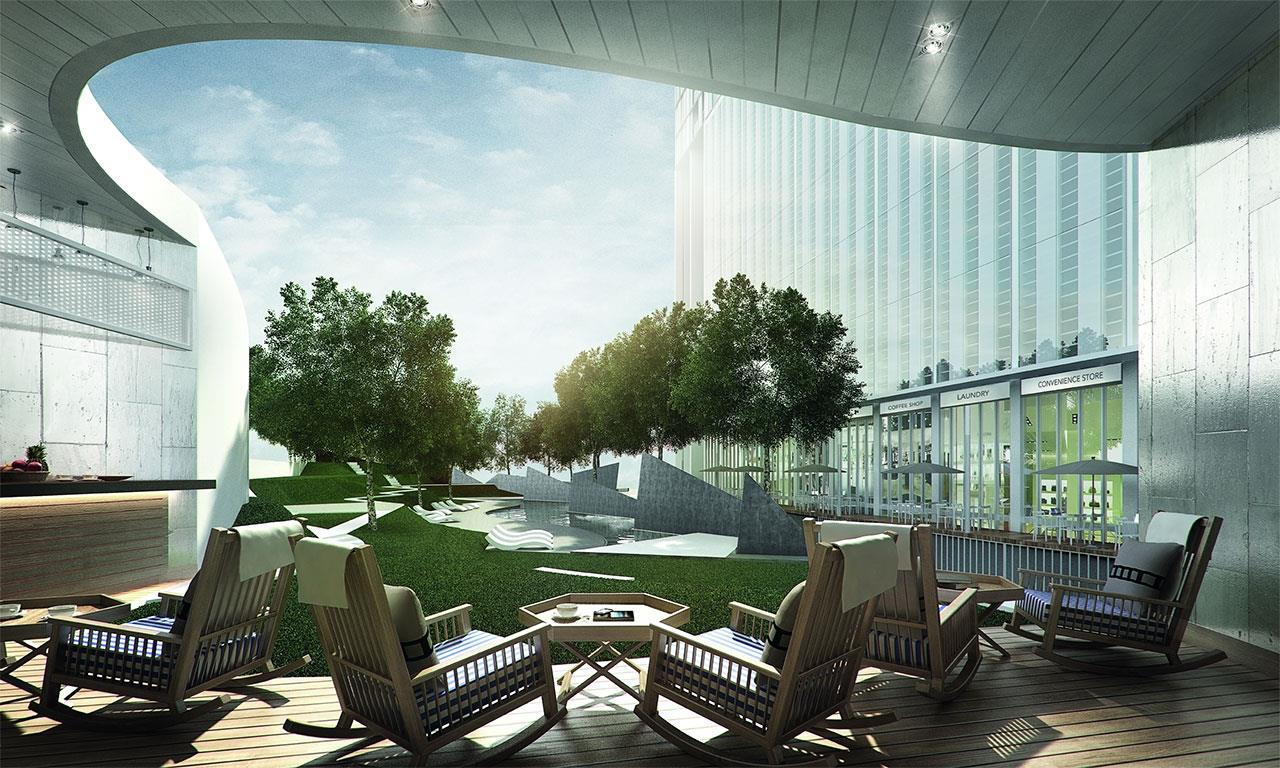 Ancha Property Agency's A space ID Asoke-Ratchada 5