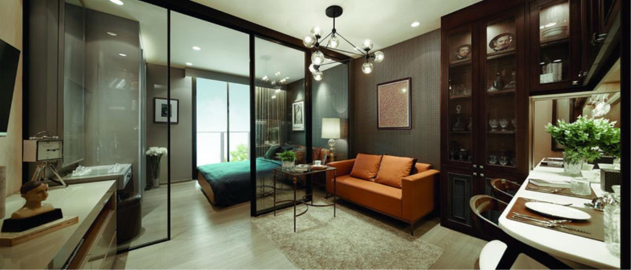 Ancha Property Agency's A space ID Asoke-Ratchada 3