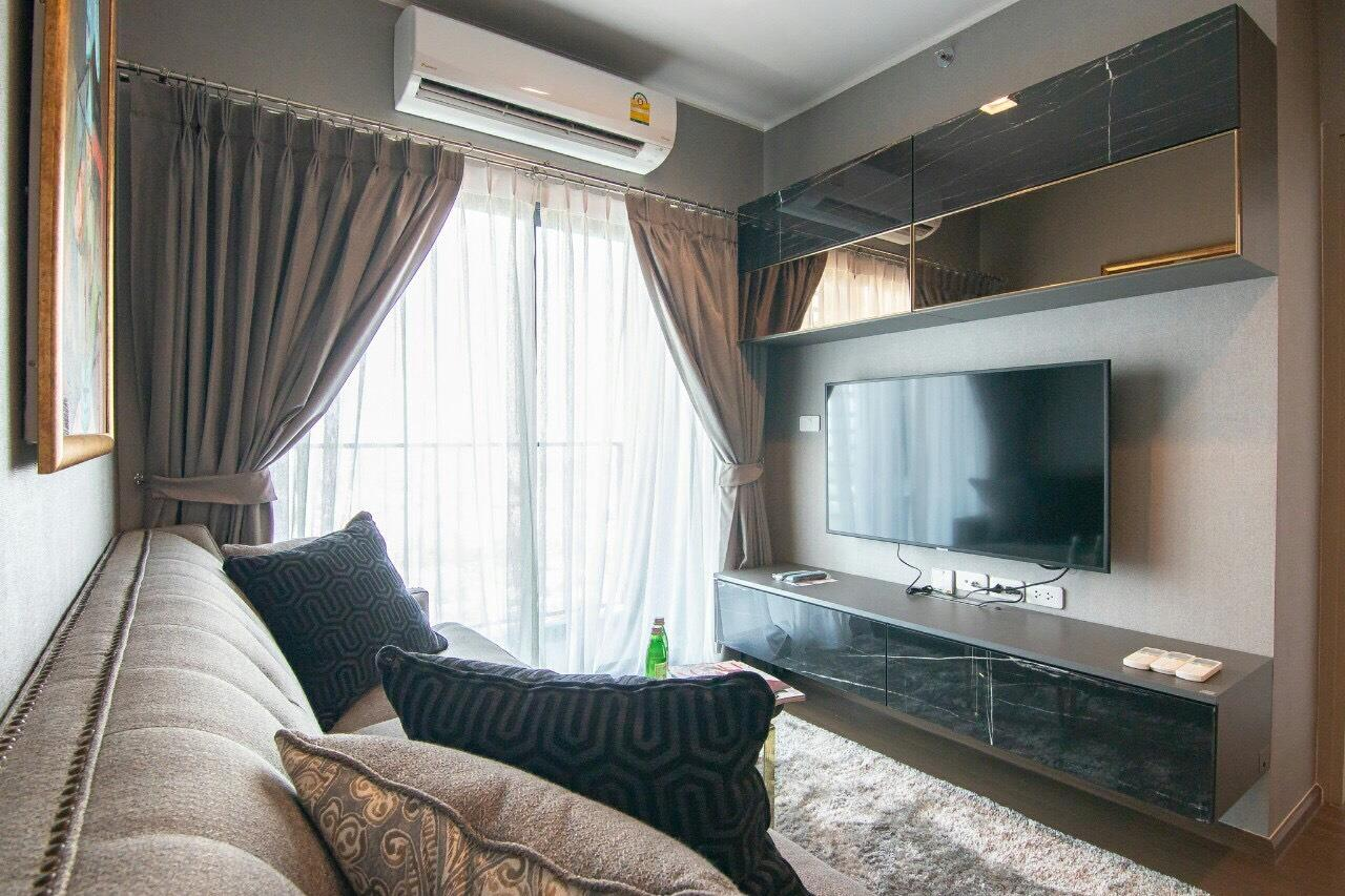 Agent - Supraras Agency's IDEO Sukhumvit 93 Condo 2 Bedroom 52 Sq.m. For Rent (High Floor & Nice Room) 3