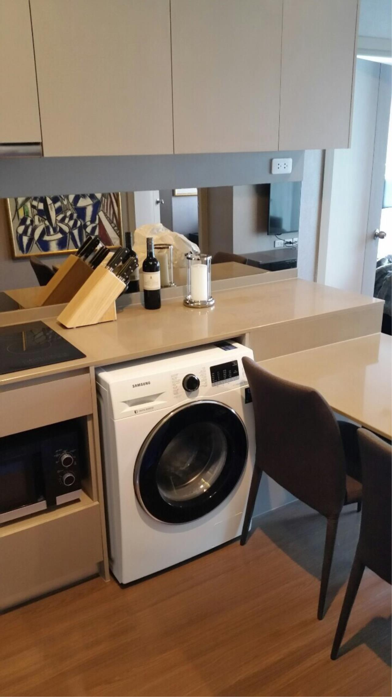 Agent - Supraras Agency's IDEO Sukhumvit 93 Condo 2 Bedroom 52 Sq.m. For Rent (High Floor & Nice Room) 5