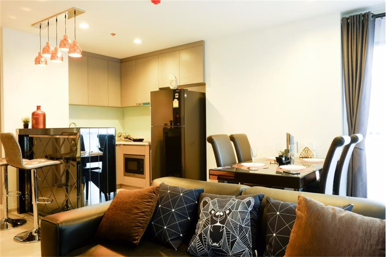 RE/MAX Exclusive Agency's Rhythm Sukumvit 36-38 | Condo in Bangkok | 60K | 4
